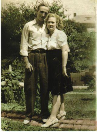 Grandma and Grandpap