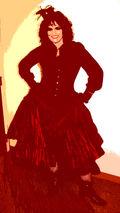Salma Gundy cutout