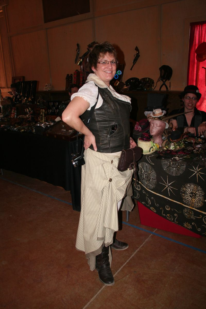 Wild West Steampunk 095