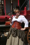 Wild West Steampunk 015