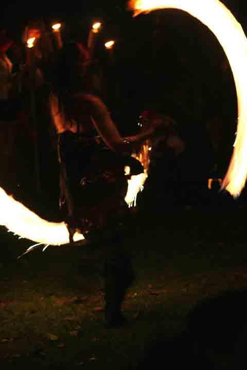 Firedancerspinning