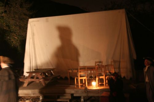 Shadow puppets of the past