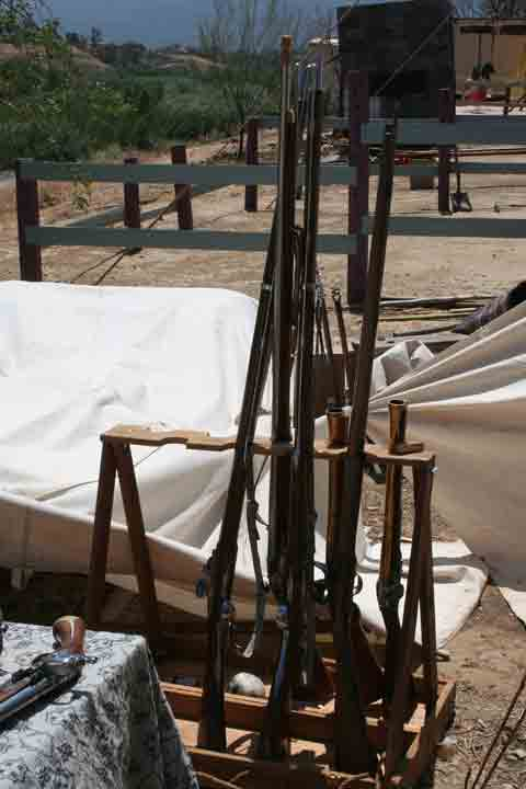 Encampment-Protections