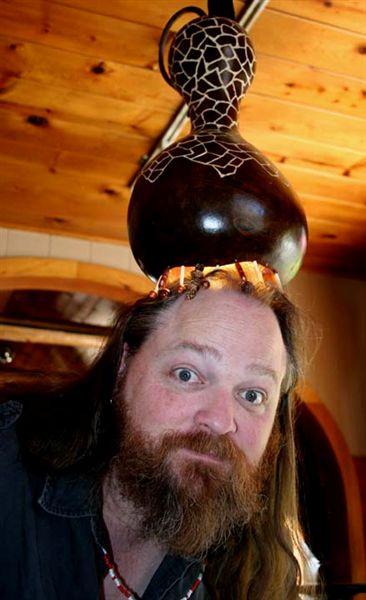 Gourd Hat
