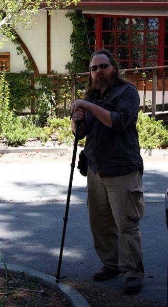 Sage Walking Stick
