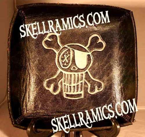 Skellramicspiratepatchtray