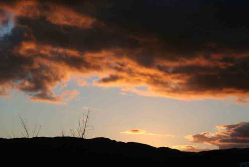 Eveningdecends