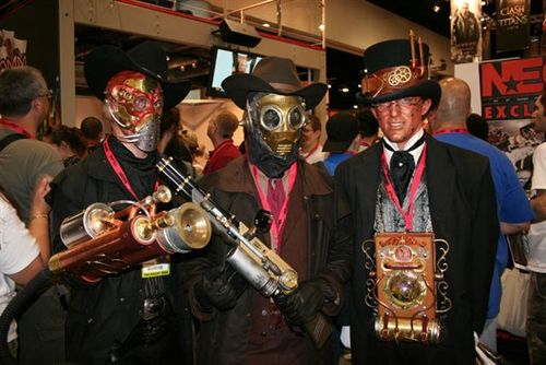 Steampunk Fellows