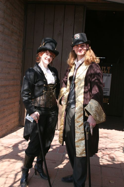 Wild West Steampunk 012