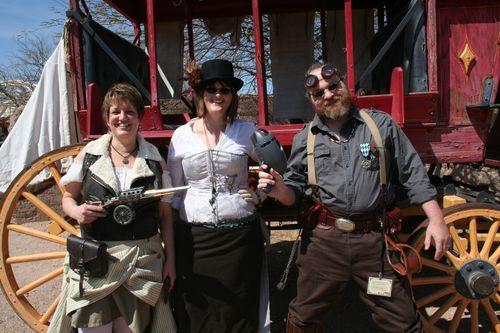 Wild West Steampunk 022