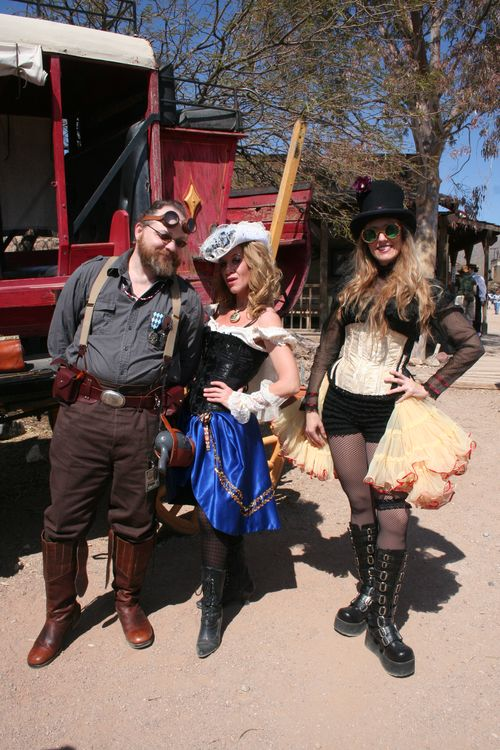 Wild West Steampunk 025