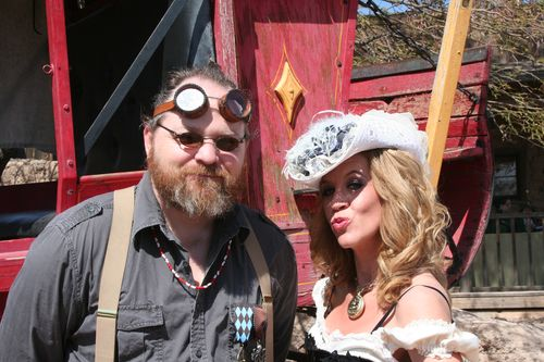 Wild West Steampunk 027