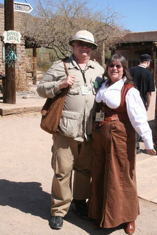 Wild West Steampunk 038