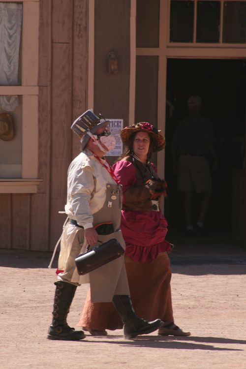 Wild West Steampunk 064