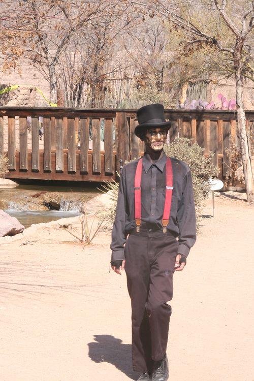 Wild West Steampunk 073