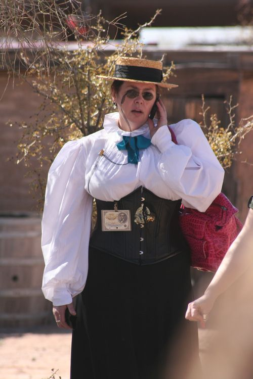 Wild West Steampunk 078