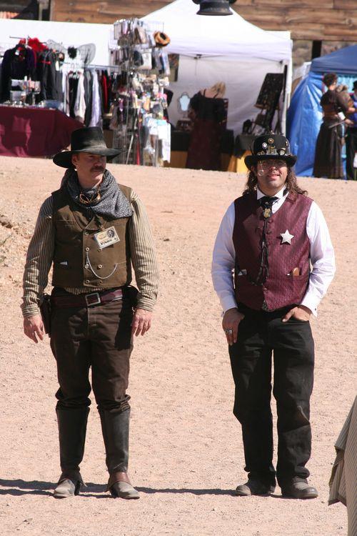 Wild West Steampunk 087